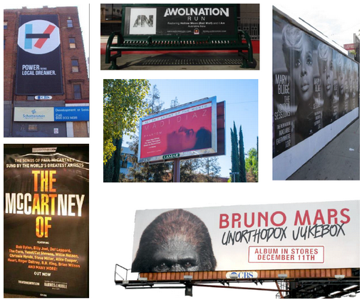 Most Effective Outdoor Advertising Methods in LA and NY