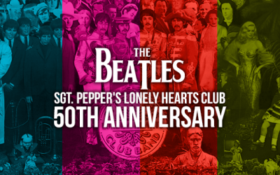 50th Anniversary of Sgt. Pepper's Lonely Hearts Club Band Celebrated World Wide