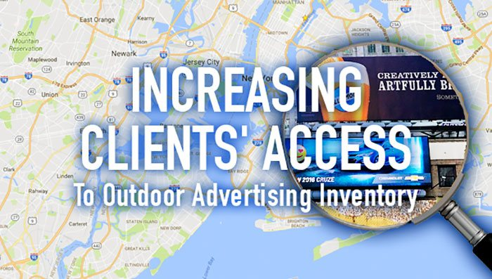 Increased Client Access to Outdoor Inventory