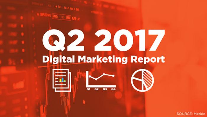 Q2 2017 Digital Marketing Report