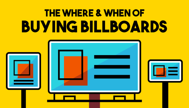 The Where and When of Buying Billboards