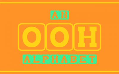 An Out of Home Alphabet