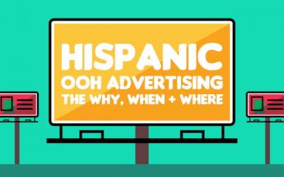 Why, When and Where of Hispanic OOH Advertising