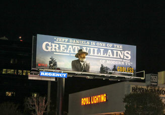 Billboard-Lighted-at-Night