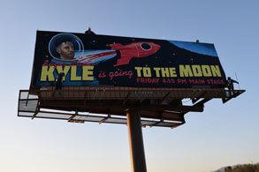 Kyle Billboard