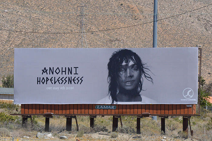 Coachella Anohni Billboard