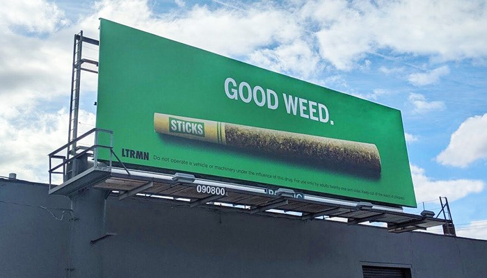 16 Examples of Marijuana Advertising on Billboards