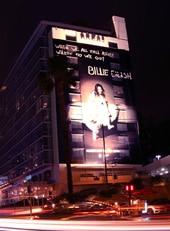 Billie Eilish Wallscape