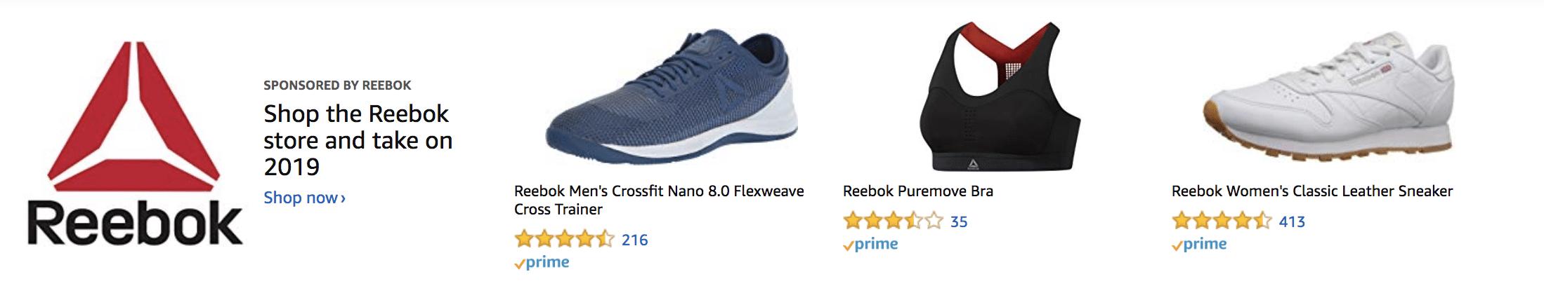 Sponsored Brands ads