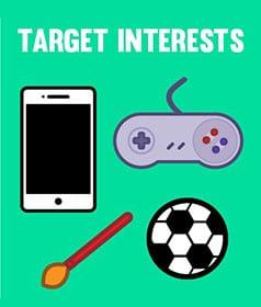 Target-Interests