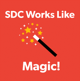 sdc works like magic