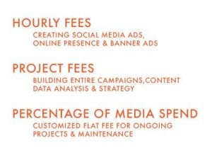 digital agency budget