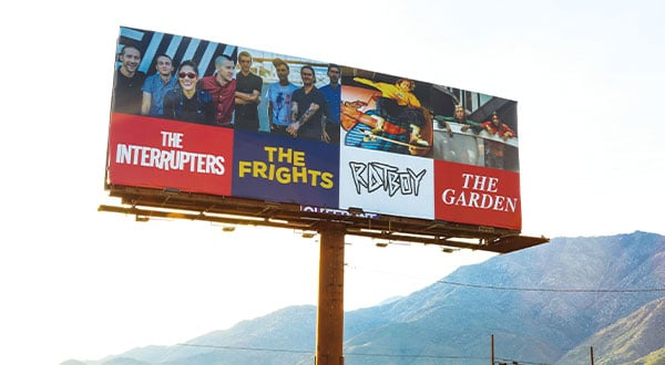 Epitaph Coachella Billboard