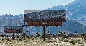 Jennifer Bolande Art installation – Vista Chino, CA