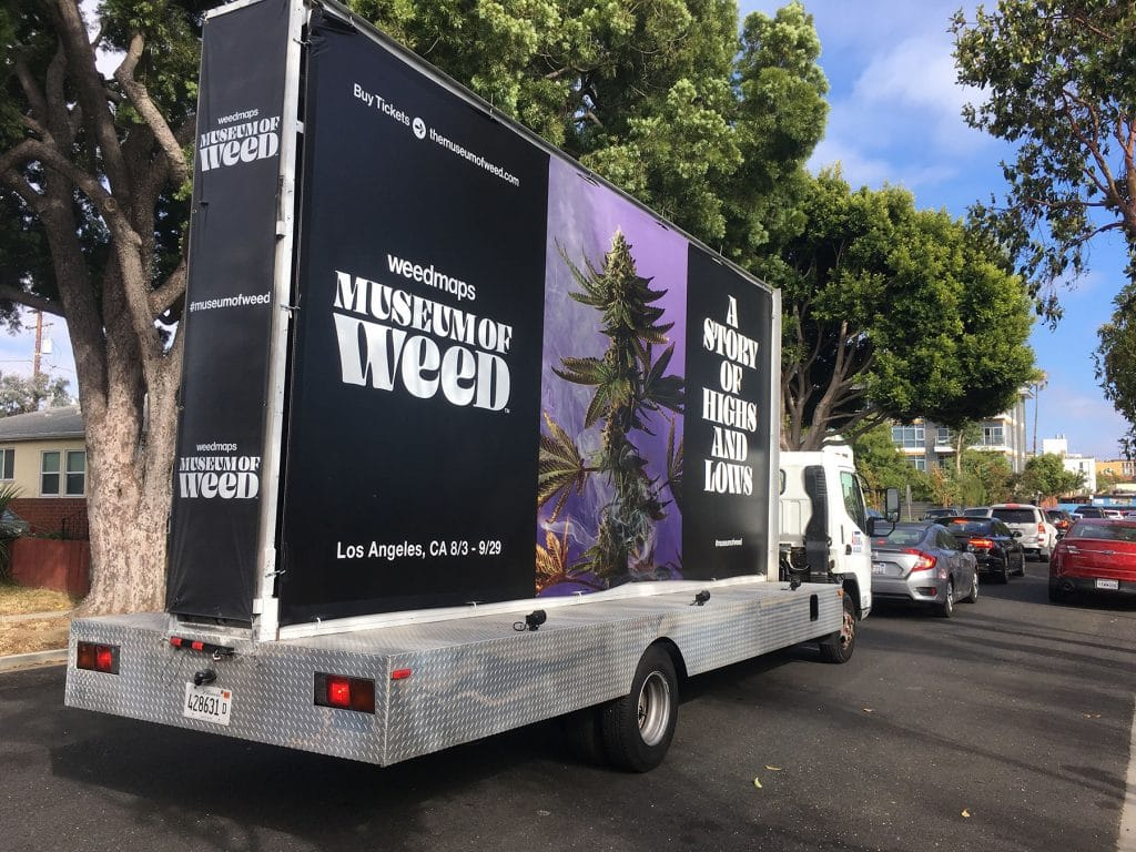 OOH A-Z Glossary of Terms - Mobile Billboard