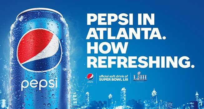Pepsi Trolls Coca-Cola