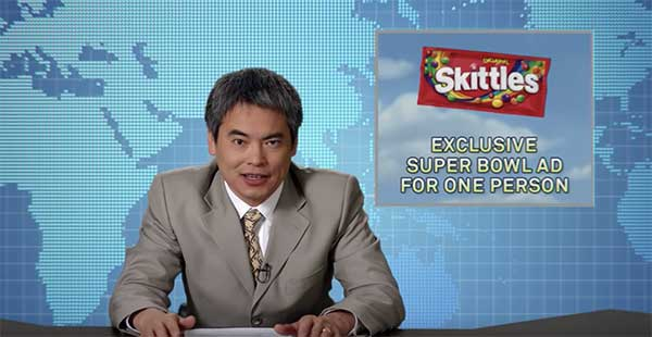 Skittles Personal Ad