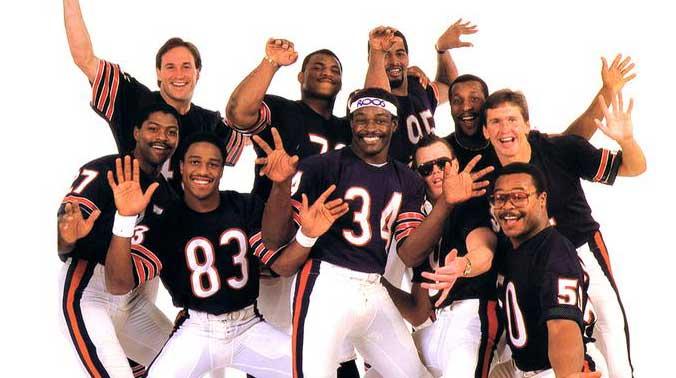 Chicago Bears - Super Bowl Shuffle