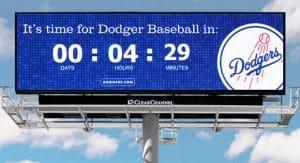 Dodgers Billboard