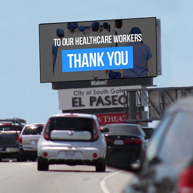 Healthcare Thank You Ad