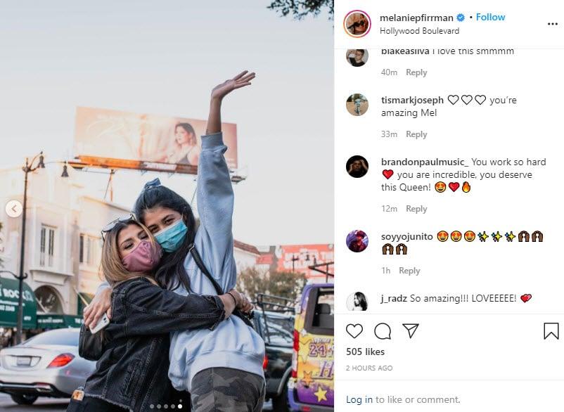 Melanie Pfirrman Instagram Selfie 5