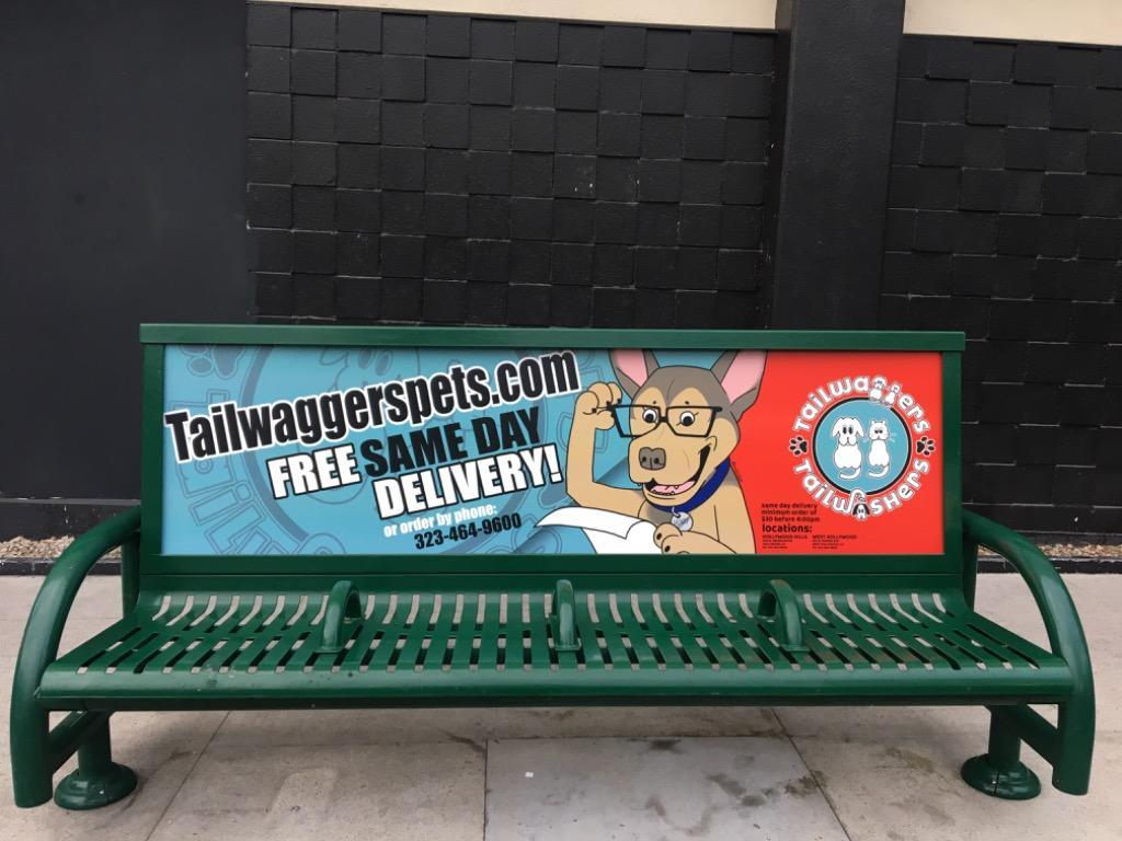 Bus Bench