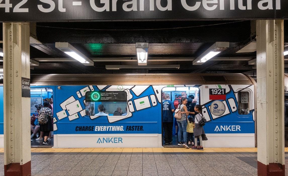 Subway Exterior Placement